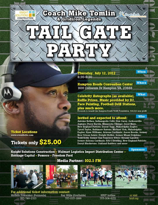 Tail Gate Party
